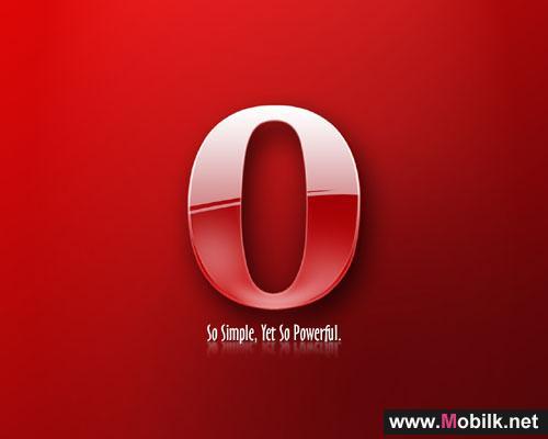 شركة أوبرا  تطلق اداة التطوير لكل من الهواتف الذكية