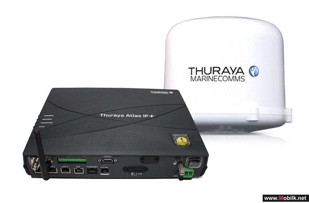 Thuraya, Xtra-link at Europort 2017