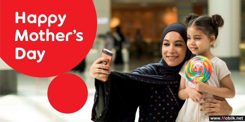 Ooredoo Celebrates Mother's Day with Free Endless Stream-on Service