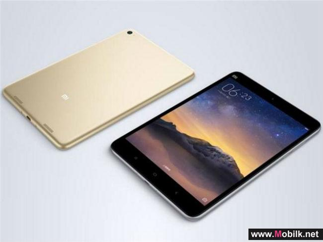 Xiaomi announces Mi Pad 2