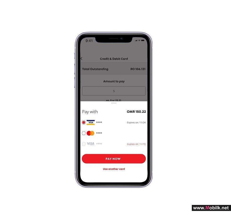 Payments Made Easy with the Ooredoo App