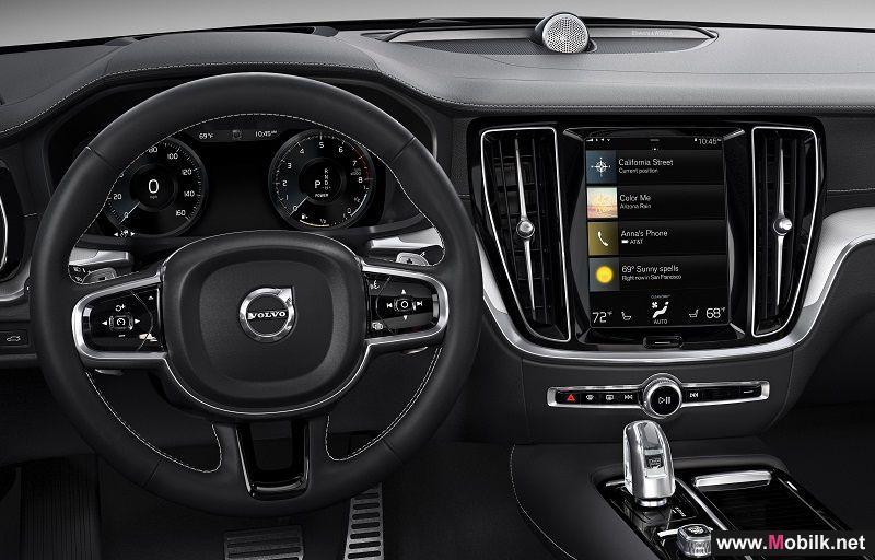 اريكسون وفولفو للسيارات توقعان صفقة عالمية لمدة خمس سنوات خاصة بسحابة السيارات المتصلة