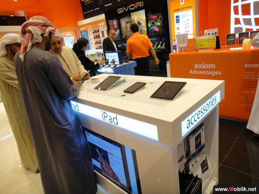 اكسيوم تعلن عن عروضها المميزة خلال مهرجان دبي للتسوق