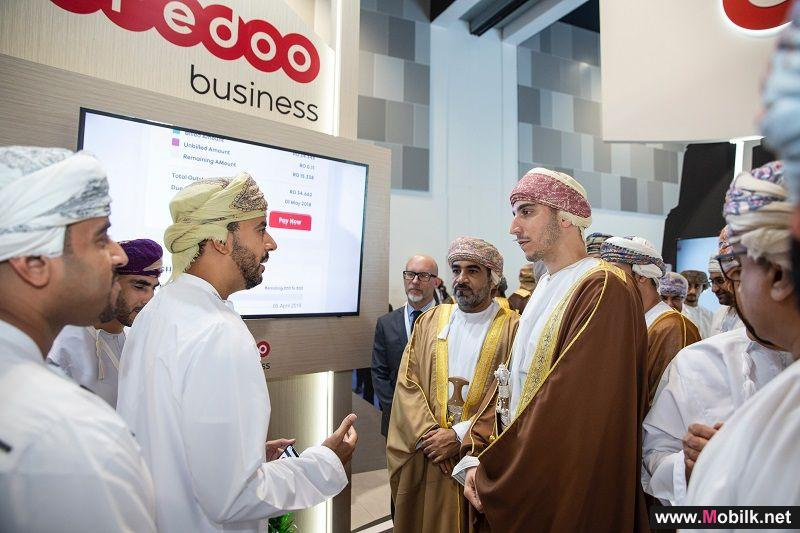Ooredoo Showcases its B2B Expertise at COMEX 2019