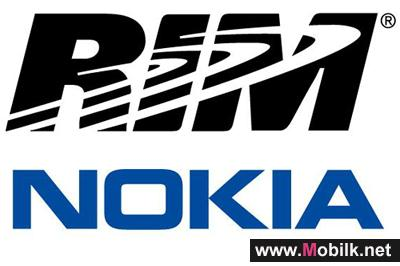 Nokia and RIM enter into new patent license agreement