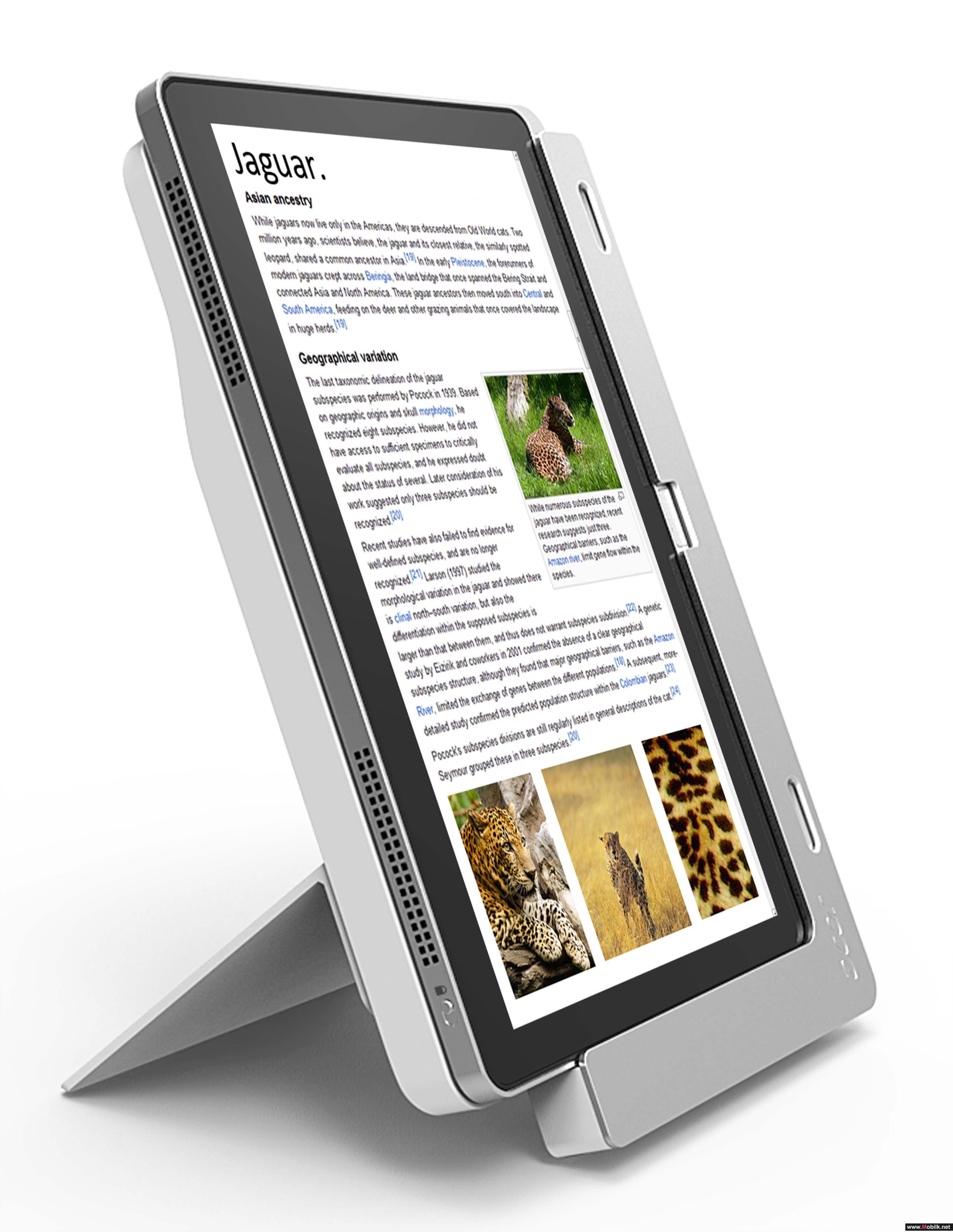 Acer Presents Windows 8® Tablets