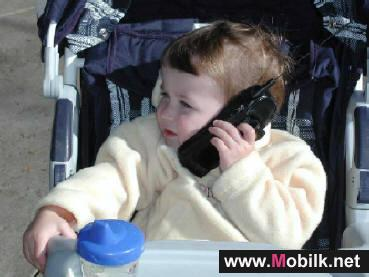 Cell phones may present health risks for kids