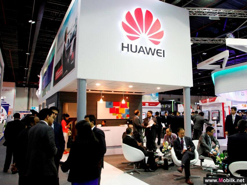 Huawei shares future vision for smart cities at GITEX 2016