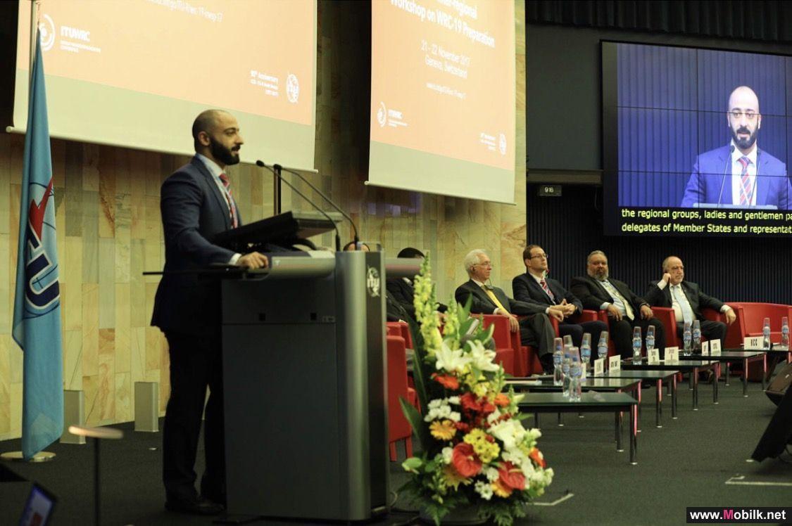 دولة الإمارات تترأس ورشة العمل التحضيرية للمؤتمر العالمي للاتصالات الراديوية 2019