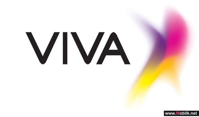VIVA تحقق 77.6 مليون دينار كويتي إيرادات بنسبة نمو 13.9% خلال الربع الأول من عام 2018