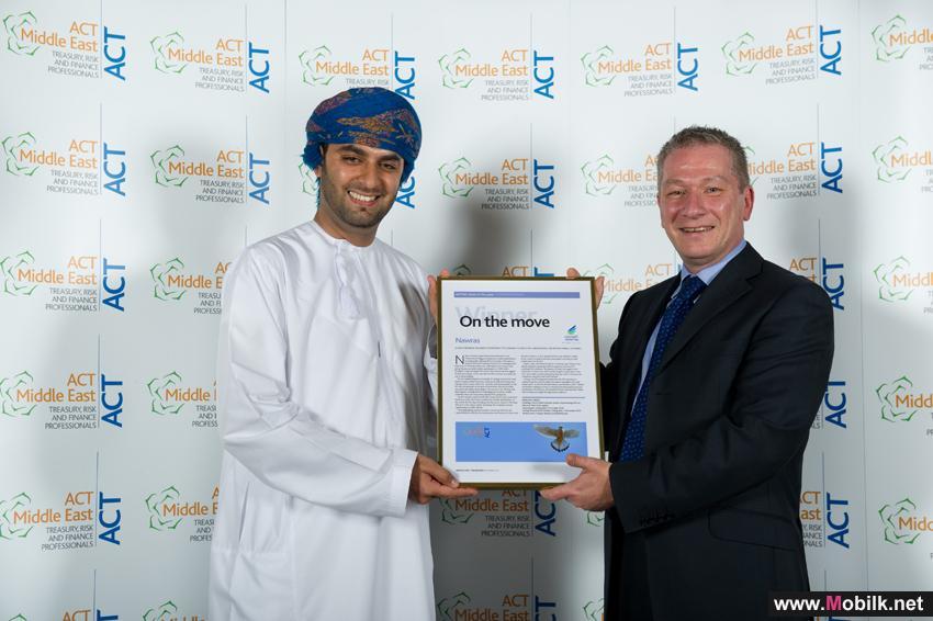 النورس تفوز بجائزة حسن الإدارة المالية للعام 2011 ضمن جوائز عروض ACT للشركات بالشرق الأوسط
