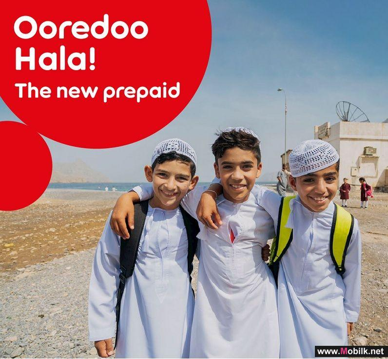 Say Hala to Ooredoo's New Prepaid Plans with More Choice and More Value than Ever Before!
