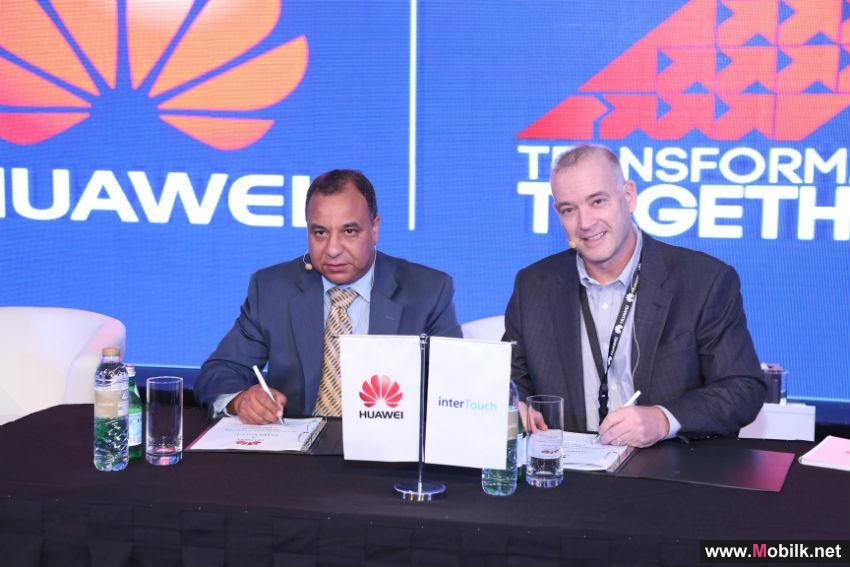 Huawei and interTouch Join Forces to Deliver Solutions for the Global Hospitality Industry