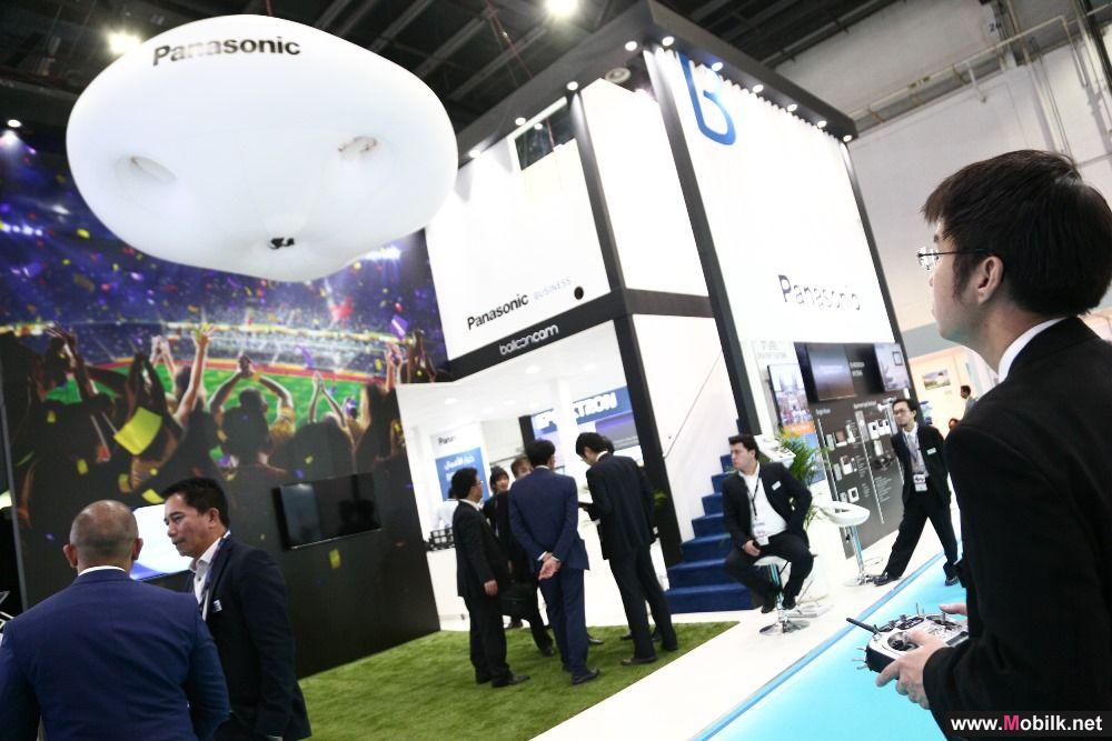 Panasonic's 'BalloonCam' Flies High Over GITEX