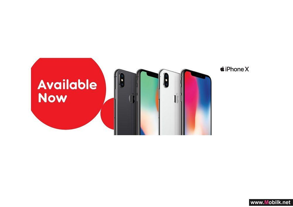 Ooredoo Launches iPhone X with up To 120 OMR Discount and 40GB Data on All Shahry Plans