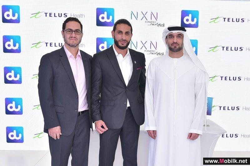 du, NXN, & TELUS Health Collaborate to Optimise the UAE Healthcare Sector