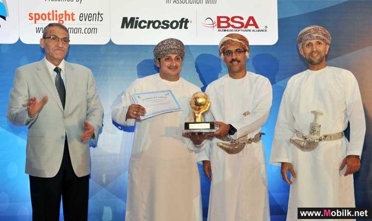 النورس تحصل على خمس جوائز من جوائز عمان للمواقع الالكترونية