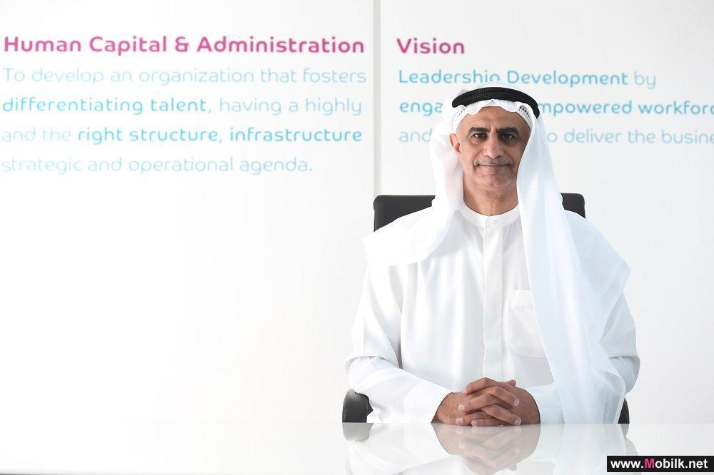 دو تعين إيهاب حسن رئيساً تنفيذياً للموارد البشرية