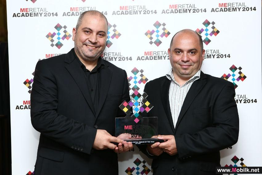 Huawei Wins' Smartphones Retail Vendor of the Year' Accolade at the Middle East Retail Academy Awards 2014