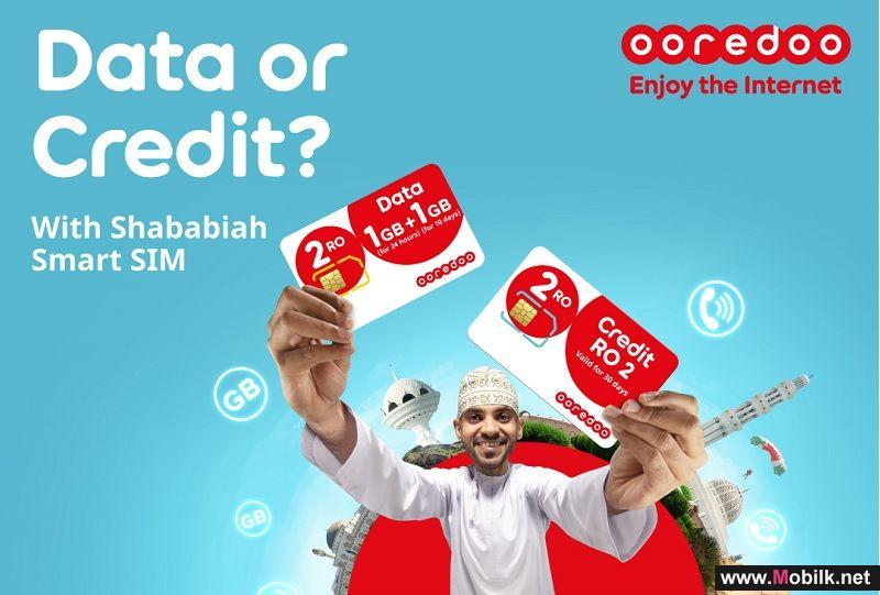 Double the Data, Double the Fun with Ooredoo's Shababiah Welcome Pack