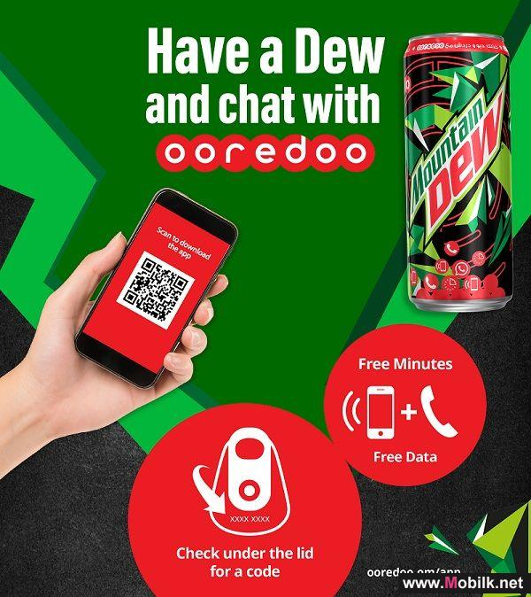 Everyone's a Winner with Ooredoo and Mountain Dew