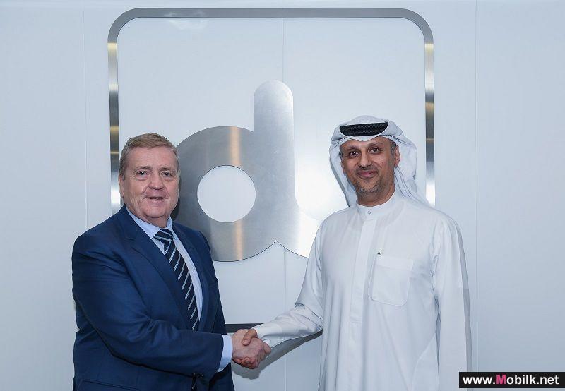 دو تستقبل الوفد التجاري للحكومة الأيرلندية لبحث فرص التعاون المستقبلية في مجالات تكنولوجيا المعلومات والاتصالات في دولة الإمارات العربية المتحدة