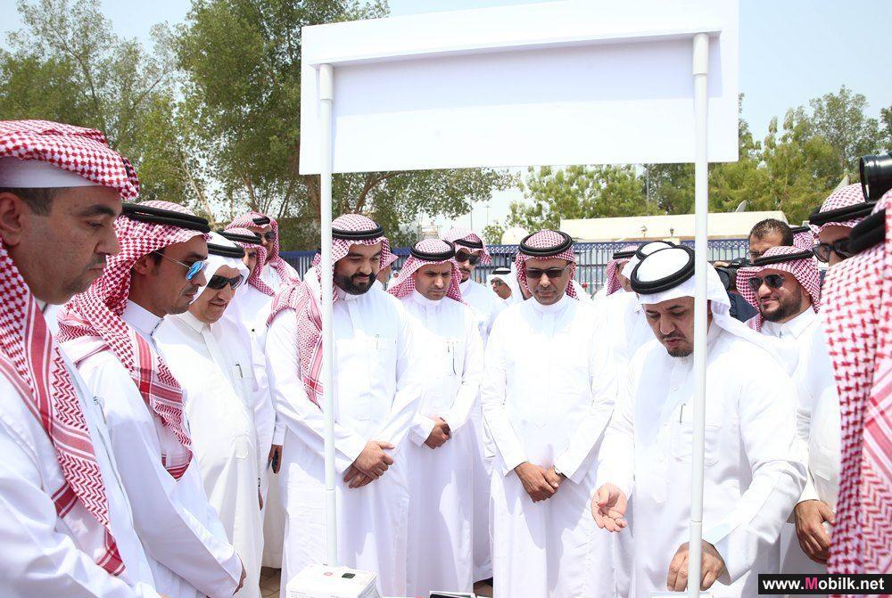 وزير الاتصالات: وقفت على درجة عالية من الموثوقية بخدمات الاتصالات السعودية في الحج