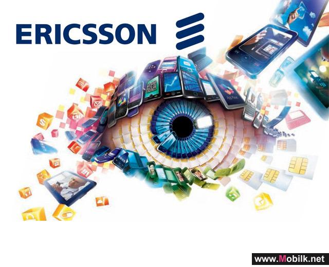 Ericsson at Mobile World Congress 2012