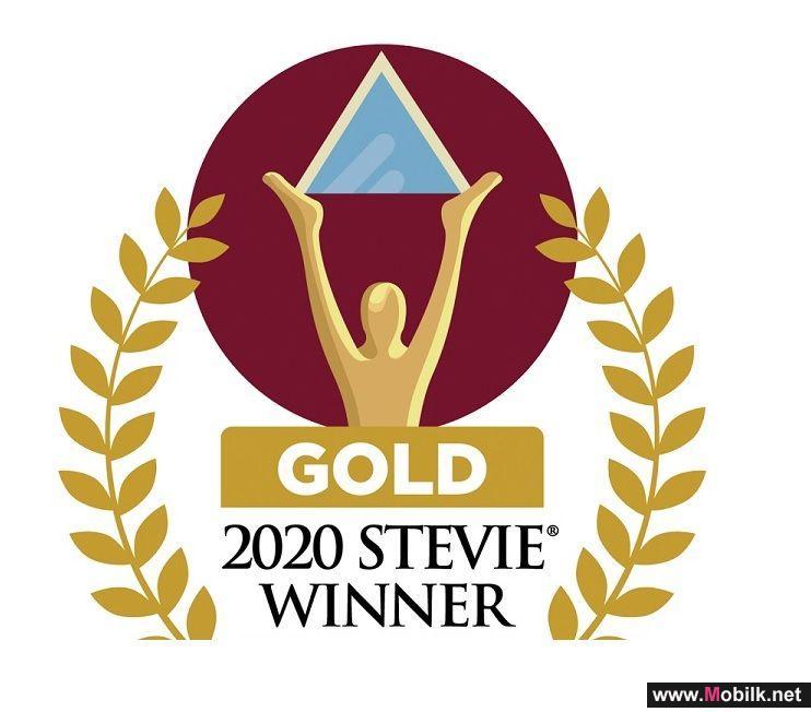Ooredoo تحصد جائزة ذهبية عن برنامجها للمسؤولية الاجتماعية ضمن جوائز الأعمال الدولية 'ستيفي'