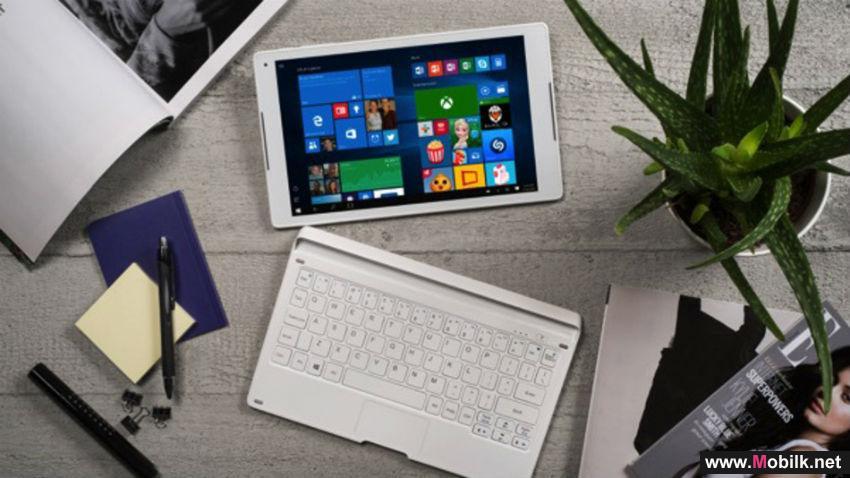 ألكاتيل تعلن عن حاسبها الهجين Alcatel Plus 10 من فئة اثنان في واحد