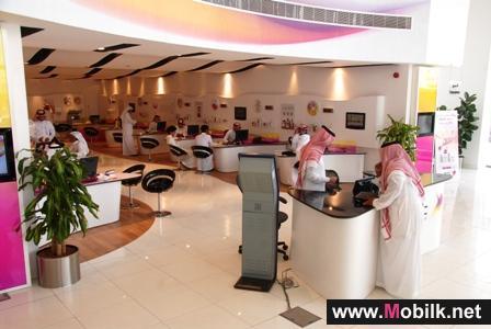 الاتصالات السعودية تفتح مرافقها بمناطق المملكة للتدريب العملي لأكثرمن الف طالباً