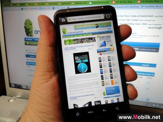 AT&T rolling out HSUPA update to HTC Inspire 4G, Moto Atrix 4G