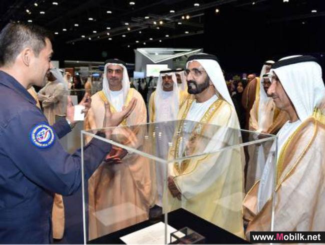 صندوق تطوير قطاع الاتصالات يوقع عقد تمويل مع وكالة الإمارات للفضاء خلال جيتكس 2015
