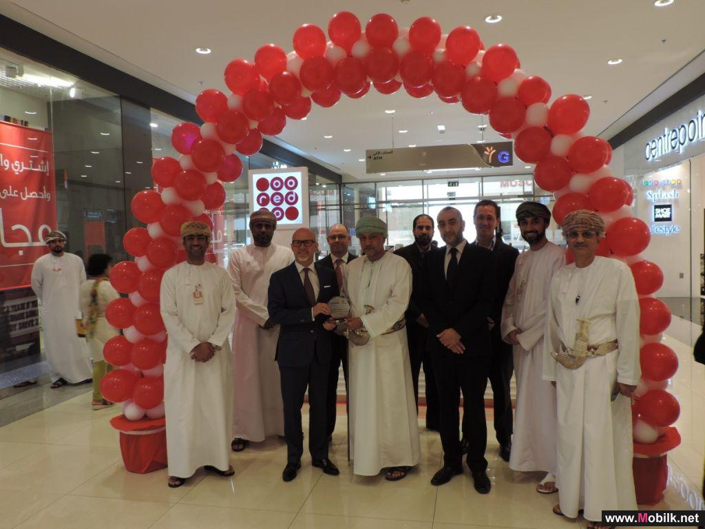 Ooredoo Opens First Franchise Store In Al Khuwair