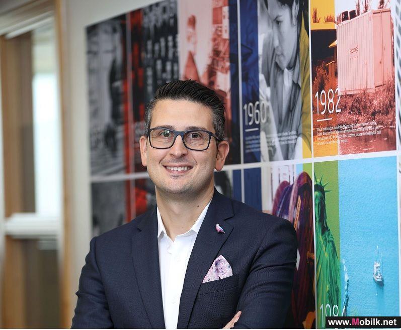 إريكسون تعيّن لاكي لاريتشيا في منصب رئيس الخدمات الرقمية لمنطقة الشرق الأوسط وأفريقيا