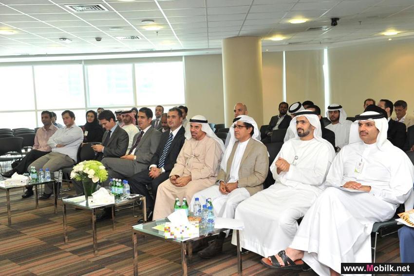 اتصالات الامارات و دبي للسيليكون تستعرضان حلول الحوسبة السحابية للشركات العاملة في الواحة