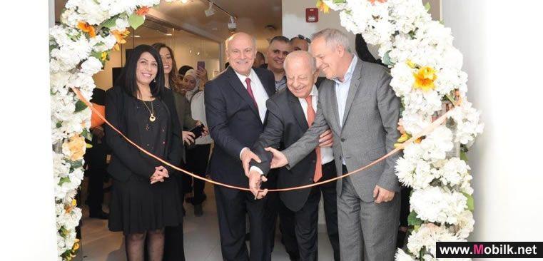 Orange الأردن تفتتح الموقع الجديد لمركز خدمات المشتركين