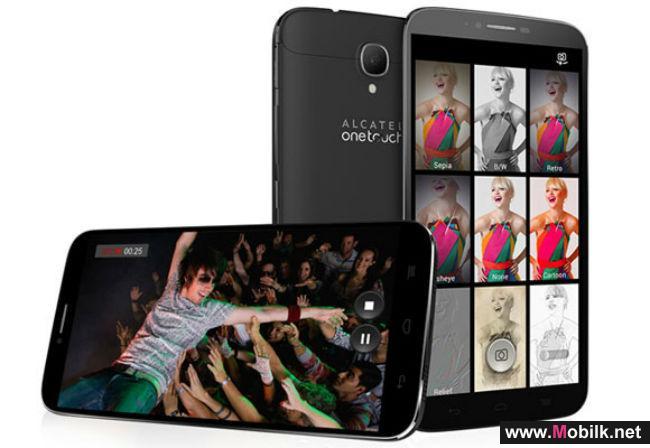الإعلان رسميا عن الهاتف Alcatel One Touch Hero 2