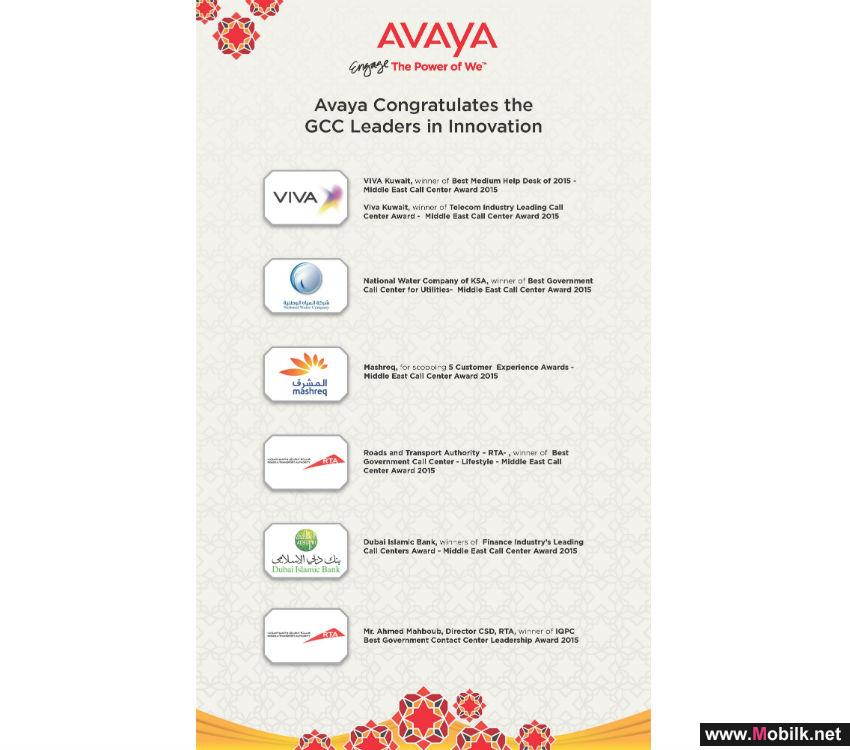 Avaya Named as a worldwide Leader by Gartner in 2015 Magic Quadrant for Contact Center Infrastructure