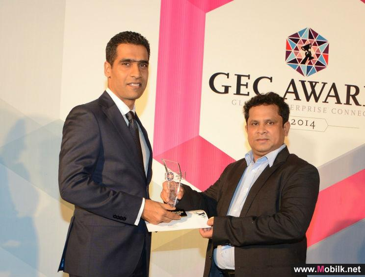 StorIT Wins VAD Of The Year (Infrastructure) Award At The GEC Awards 2014
