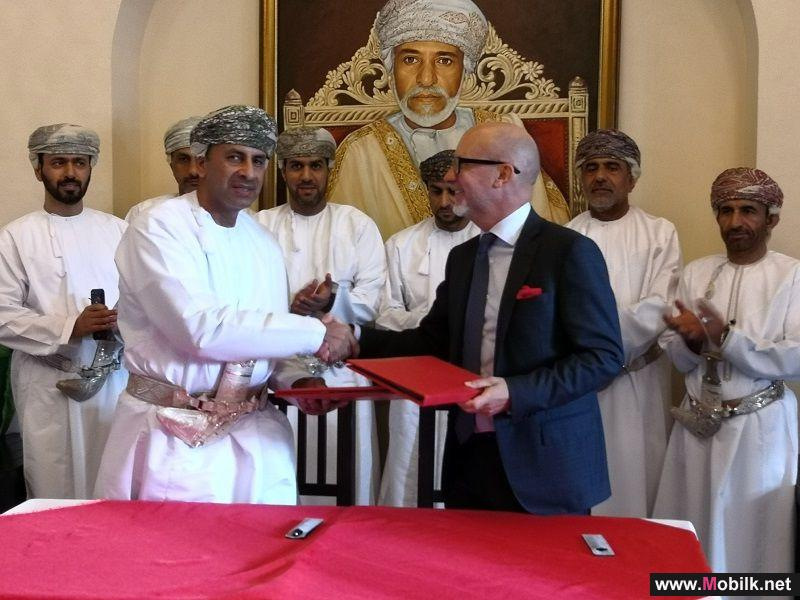 Ooredoo Signs Strategic Agreement with Oman Tower Company for Network in Musandam