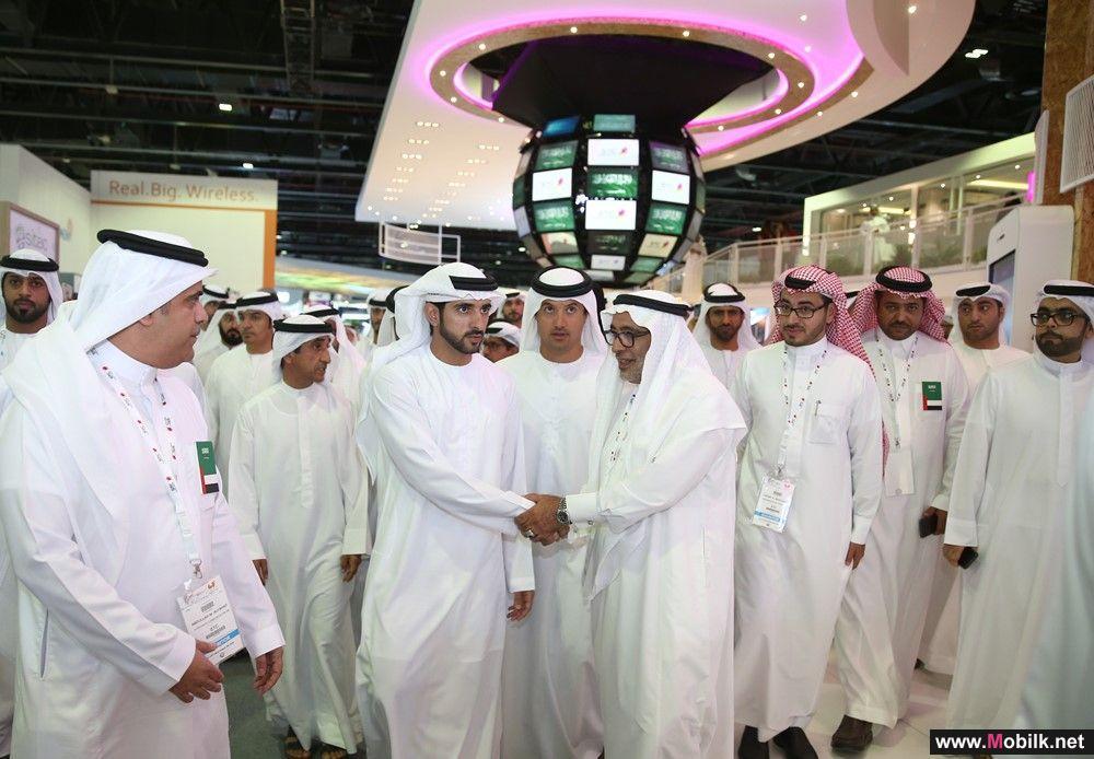 الاتصالات السعودية تدشن مشاركتها بجيتكس دبي 2017 بالتركيز على عالم التحول الرقمي