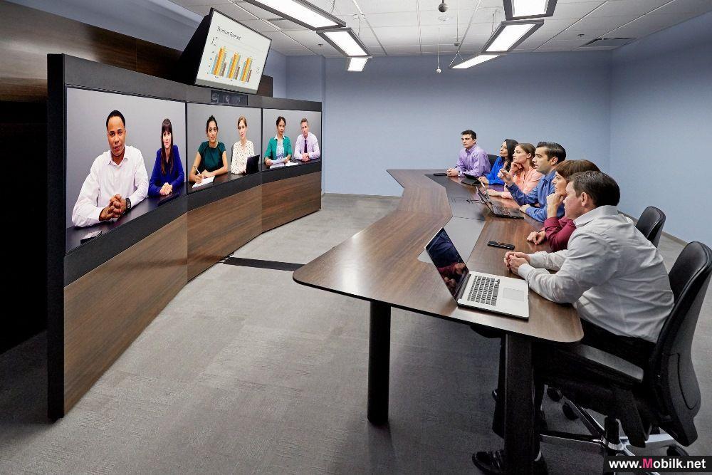 بوليكوم تعرض ابتكارات جديدة في تقنيات الفيديو والبرمجيات التعاونية خلال أسبوع جيتكس للتقنية 2017