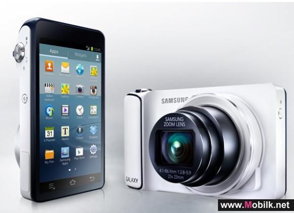 Connected Camera begins with the Samsung GALAXY Camera