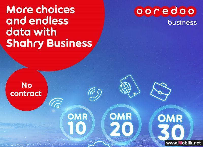 No Need to Sign on the Dotted Line with Ooredoo's Upgraded Business Shahry Endless Plans