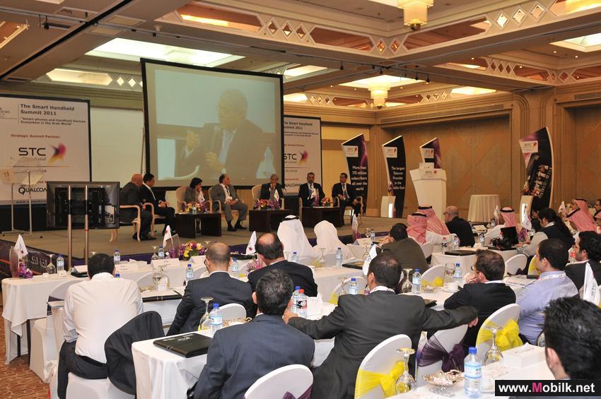 في سياق ازدهار سوق الهواتف الذكية في العالم العربي تعقد مجموعة المرشدون العرب قمة الاجهزة المحمولة الذكية