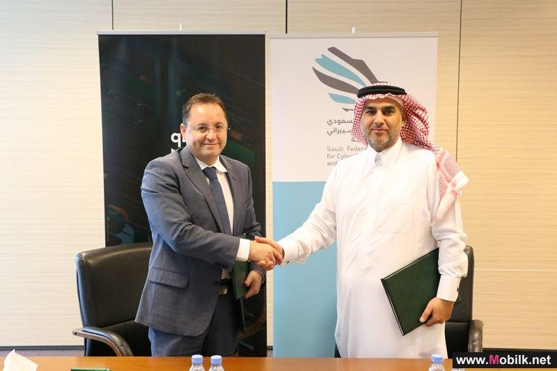 Saudi Federation for Cyber Security, Programming and Drones signs MoU with Kaspersky Lab