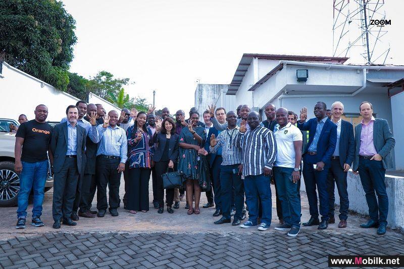 إريكسون وأورانج تطلقان شبكة الجيل الرابع في سيراليون