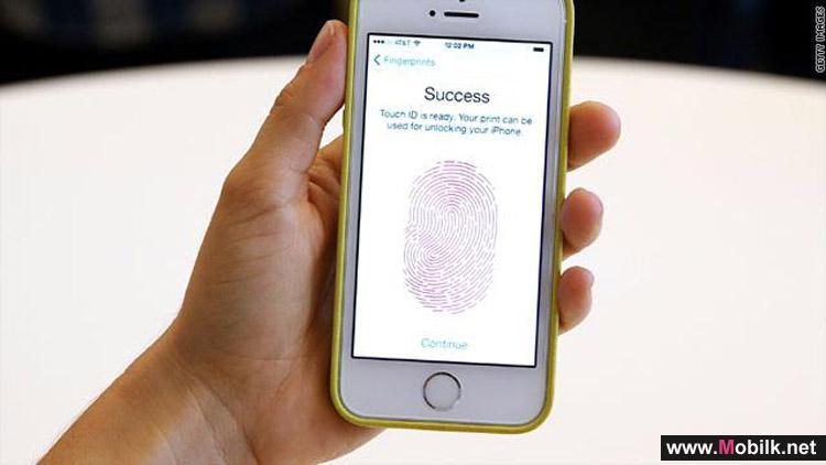 آبل تُسجّل براءة اختراع لتفعيل وضع الخطر من قارئ البصمة Touch ID