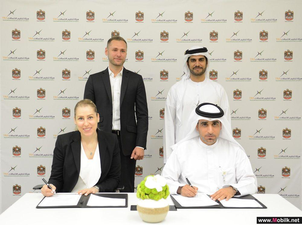 TRA Signs an MoU with Creative 971 to Support e-Commerce in the UAE